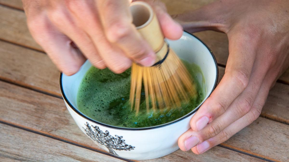 L'or vert des samouraïs