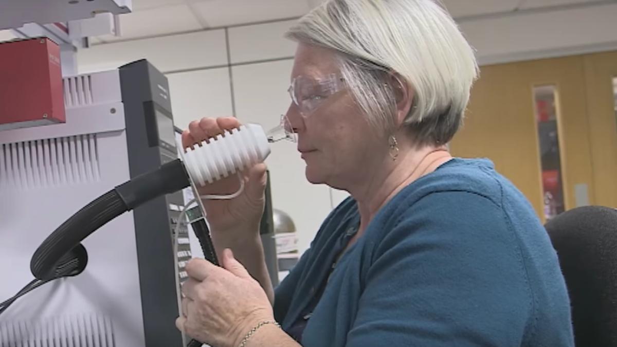 Une Écossaise au talent insolite permet de faire avancer la recherche sur Parkinson