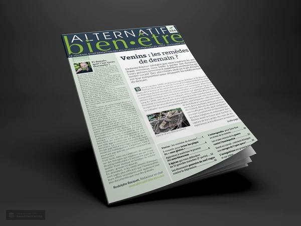 Alternatif Bien-Être n° 156 : numéro du mois de septembre