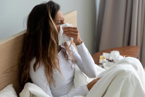 Premières mesures contre l'état grippal