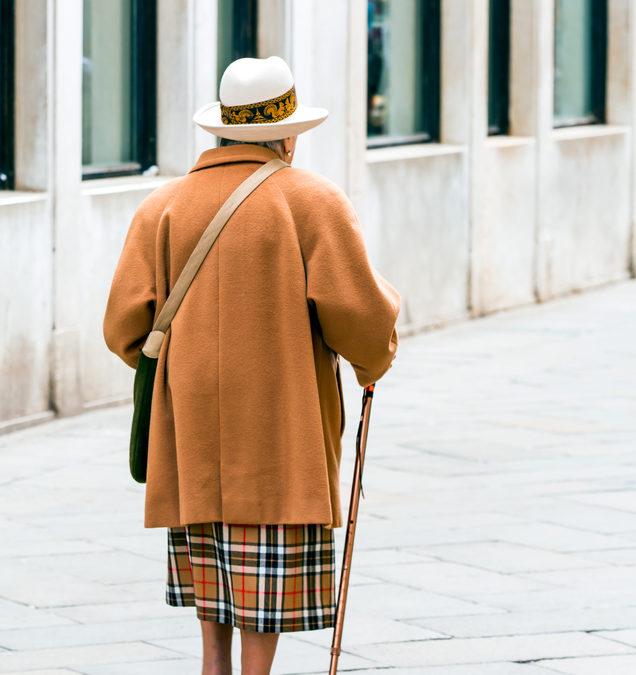 3 informations bien étonnantes sur le vieillissement…