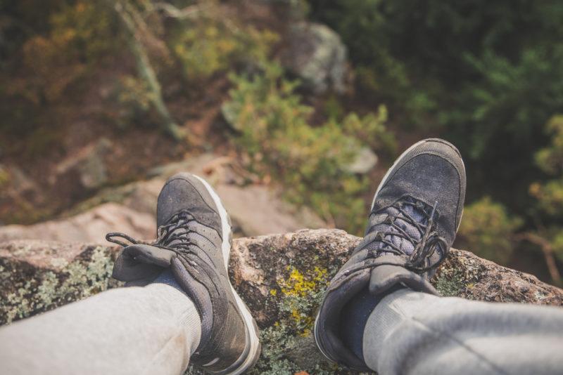 Pourquoi la phobie du vide augmente avec l'âge