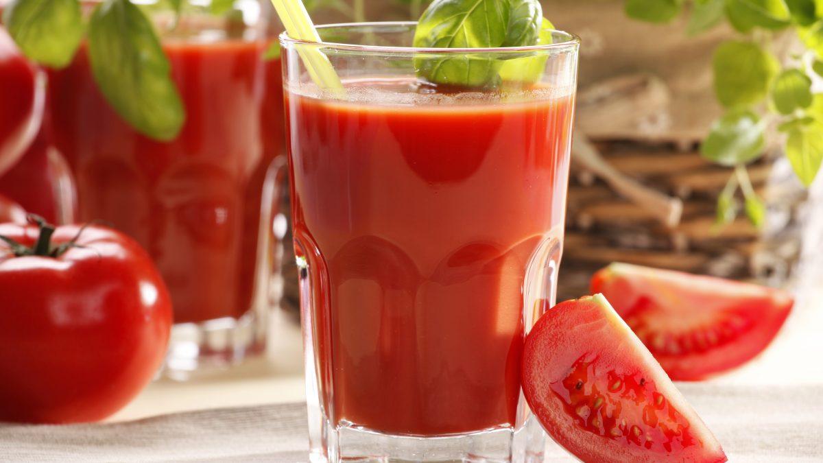Du jus de tomate pour le cœur ?